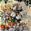 Натюрморт мозаика из фьюзинга