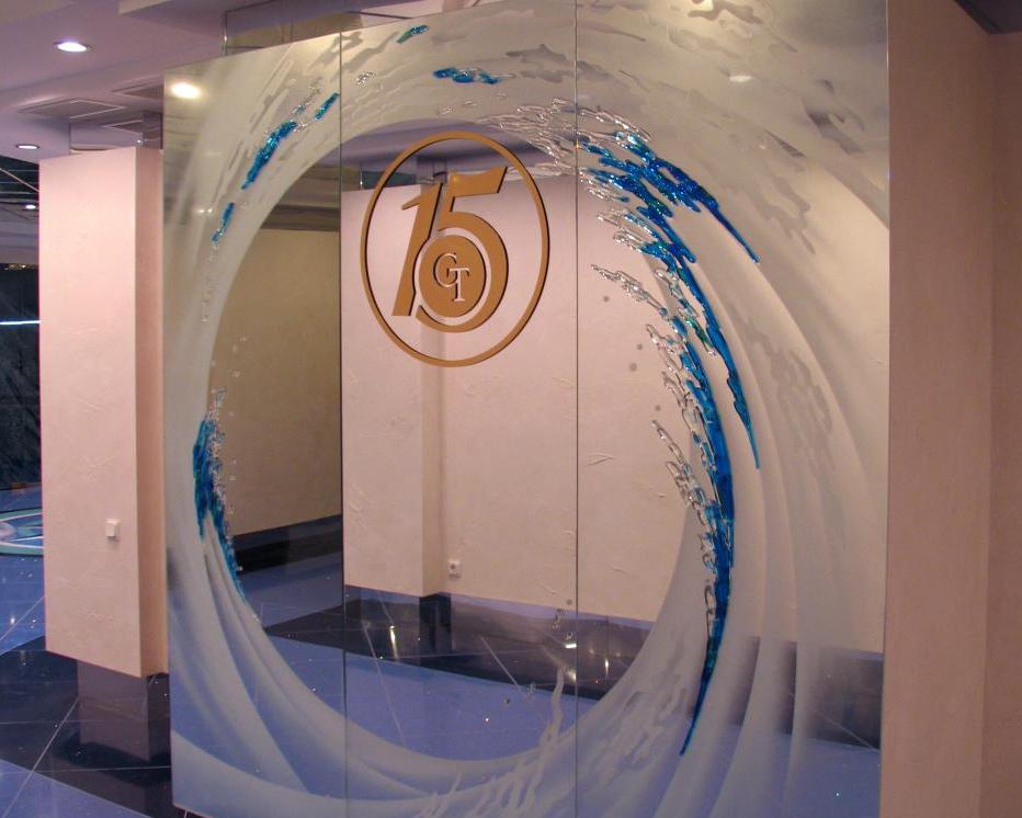 Декоративные зеркала для офиса GT